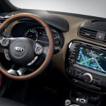 2017 Kia Soul (facelift) interior