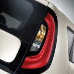 2017 Kia Soul (facelift) tail lamp
