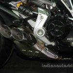 Ducati XDiavel S engine