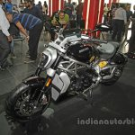 Ducati XDiavel S front three quarters left side second image