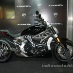 Ducati XDiavel S side profile