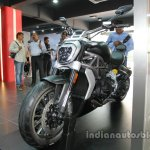 Ducati XDiavel front three quarters left side