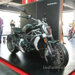 Ducati XDiavel front three quarters right side