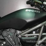 Ducati XDiavel fuel tank