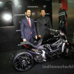 Ducati XDiavel right side India launch