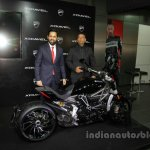Ducati XDiavel right side