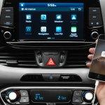 Hyundai i30 center console revealed ahead of Paris debut