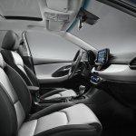 Hyundai i30 front cabin revealed ahead of Paris debut
