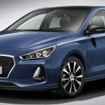Hyundai i30 front three quarter revealed ahead of Paris debut