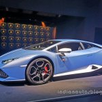 Lamborghini Huracan Avio front three quarter launched