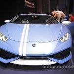 Lamborghini Huracan LP610-4 Avio front launched