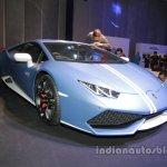 Lamborghini Huracan LP610-4 Avio front quarter launched