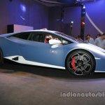 Lamborghini Huracan LP610-4 Avio front three quarter launched