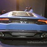 Lamborghini Huracan LP610-4 Avio rear launched