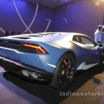 Lamborghini Huracan LP610-4 Avio rear three quarter launched