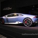 Lamborghini Huracan LP610-4 Avio side launched