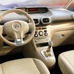 2013 Citroen C3 Picasso interior dashboard
