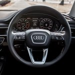 2016 Audi A4 steering Review