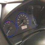 2016 Honda Brio (facelift) instrument cluster image