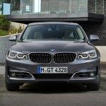 2017 BMW 3 Series Gran Turismo (facelift) front