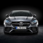 2017 Mercedes-AMG E 63 4MATIC+ front