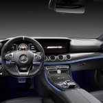2017 Mercedes-AMG E 63 4MATIC+ interior