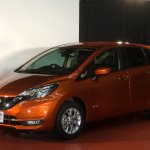 2017 Nissan Note e-Power Medalist front three quarter live image