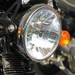 2017 Triumph Bonneville T100 headlamp