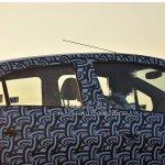 Chevrolet Beat Essentia sedan window line spied testing