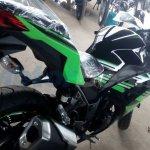 Kawasaki Ninja 300 KRT Edition India