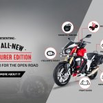 Mahindra Mojo Tourer Edition features