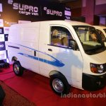 Mahindra e-Supro EV front three quarter launched