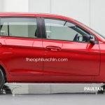 Proton Saga Aeroback profile rendering