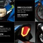Suzuki GSX-250R features