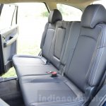 Tata Hexa XT MT 2nd row seats Review