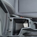 Tata Hexa XT MT center armrest storage Review