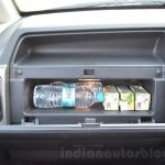 Tata Hexa XT MT chilled glovebox Review