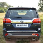 Tata Hexa XT MT rear bumper Review
