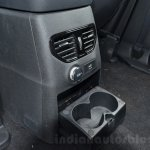 Tata Hexa XT MT rear cupholder Review