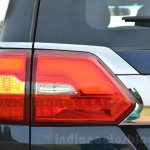 Tata Hexa XT MT rear lights Review