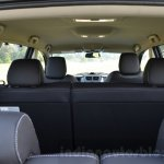 Tata Hexa XT MT seats Review