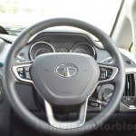 Tata Hexa XT MT steering Review