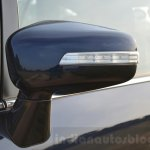 Tata Hexa XT MT wing mirror Review