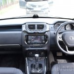 Tata Hexa XTA AT interior Review