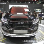 2016 Chevrolet Trailblazer Black Dress Up front at the Thai Motor Expo Live