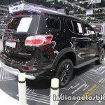 2016 Chevrolet Trailblazer Black Dress Up rear three quarter at the Thai Motor Expo Live