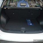 2016 Hyundai Tucson boot volume Review