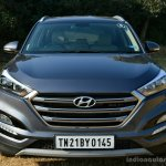 2016 Hyundai Tucson front diesel Review