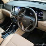 2016 Hyundai Tucson interior Review