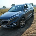 2016 Hyundai Tucson off road Review